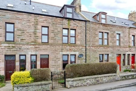Charming terraced house - Eyemouth - Ev