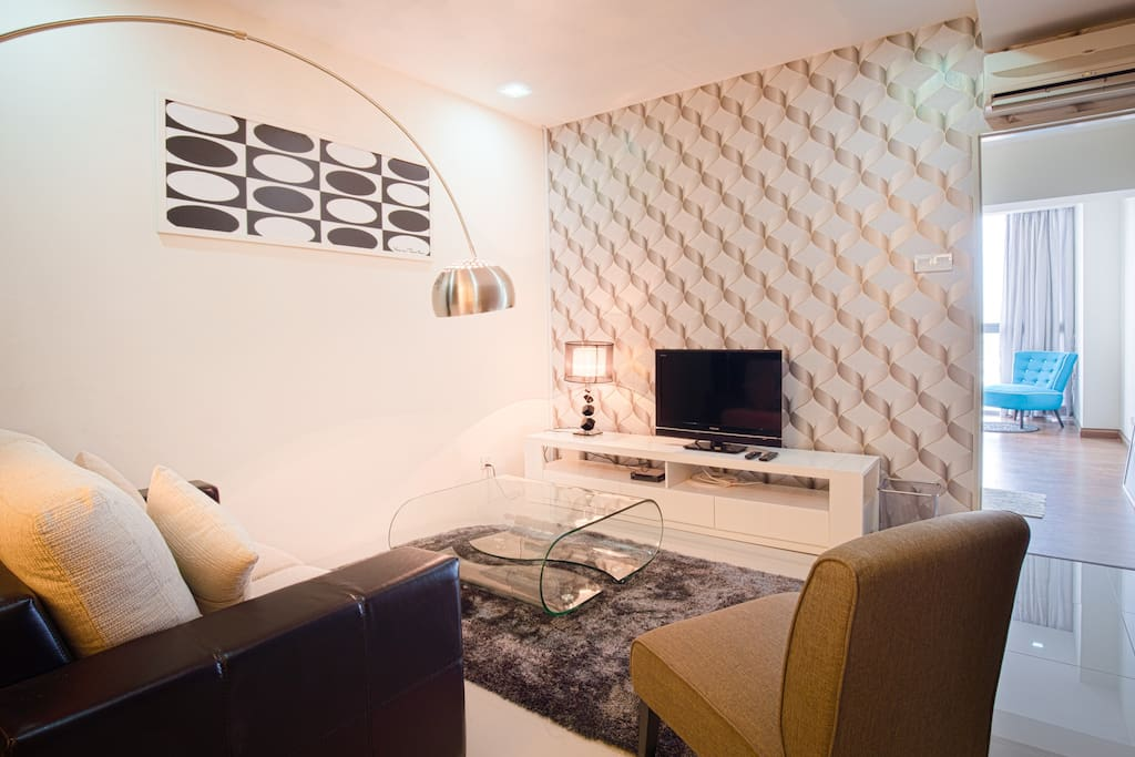 Niello Suite Living Area