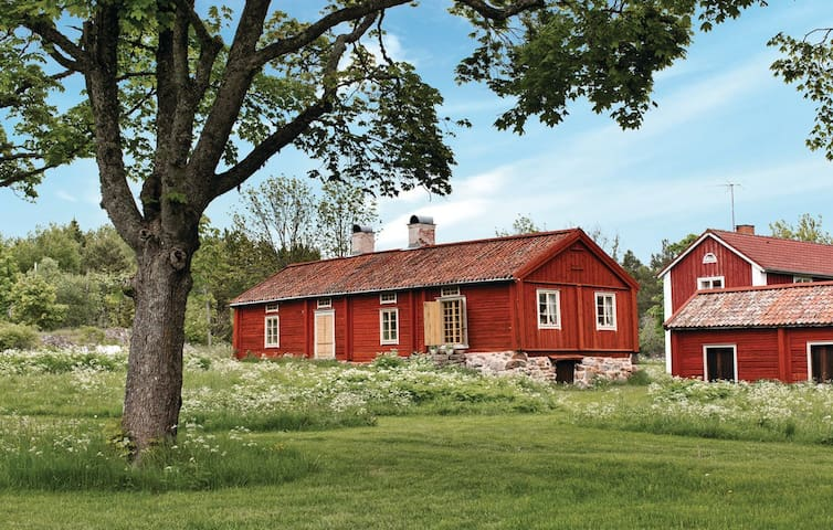 Beautiful farm in Stockholm archipelago
