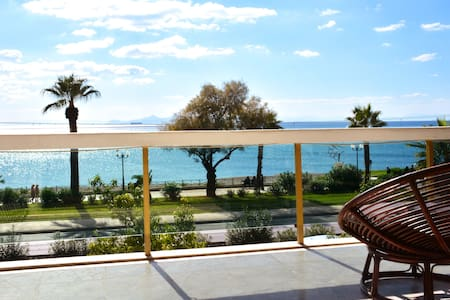 6 persons seaview Athens Riviera - Paleo Faliro - Lejlighed