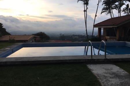 Luxury Vacation Villa  In Escazu CR - Escazu - House