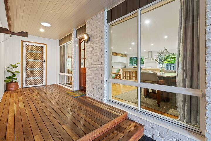Seabreeze at Cabarita - Beachside House Perfect For Families