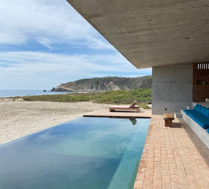 Casa Cons. casa en la  playa