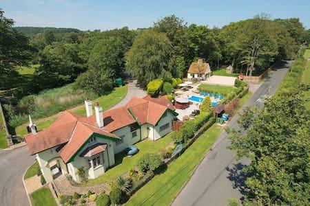 Hafod Lodge - Miskin - Casa
