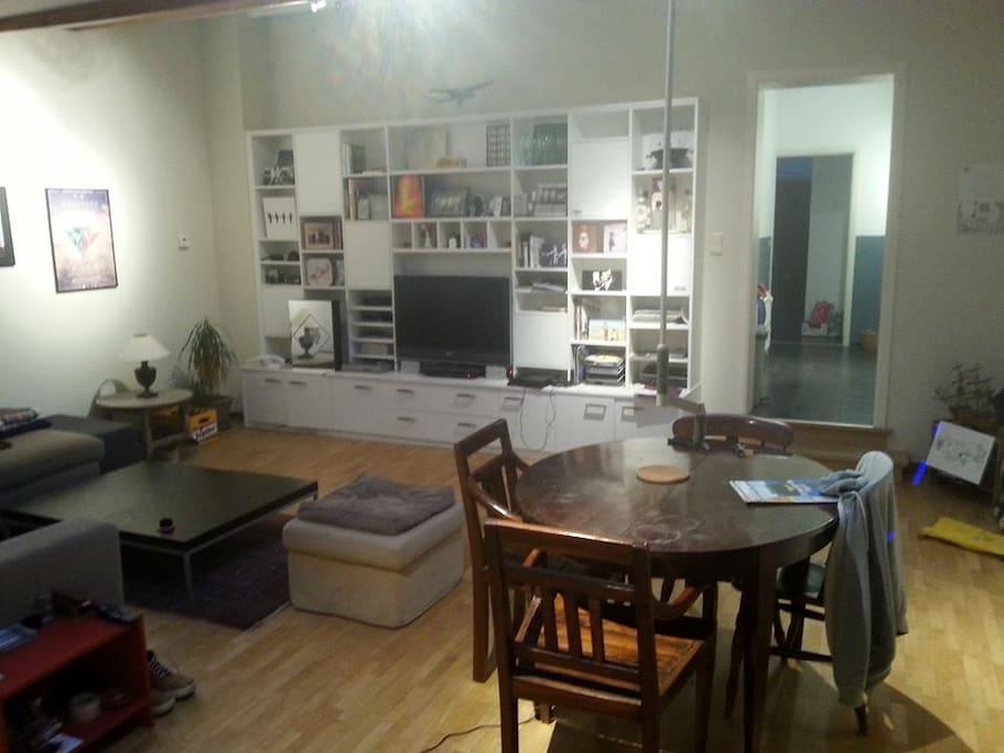 Commun Room