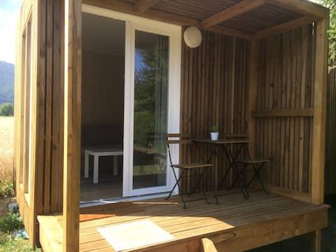 Studio with garden near CERN