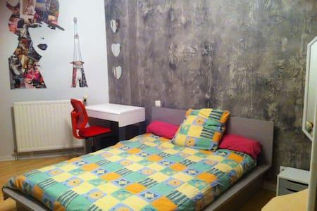 Chambre au calme - Coarraze
