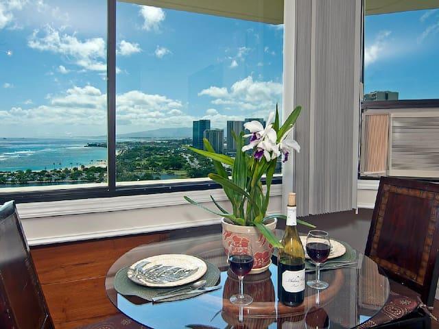 Panoramic Oceanview $49 June - Free Parking