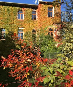 """Mini Loft"" in  Autumn Villa - 弗羅茨瓦夫(Wrocław)"