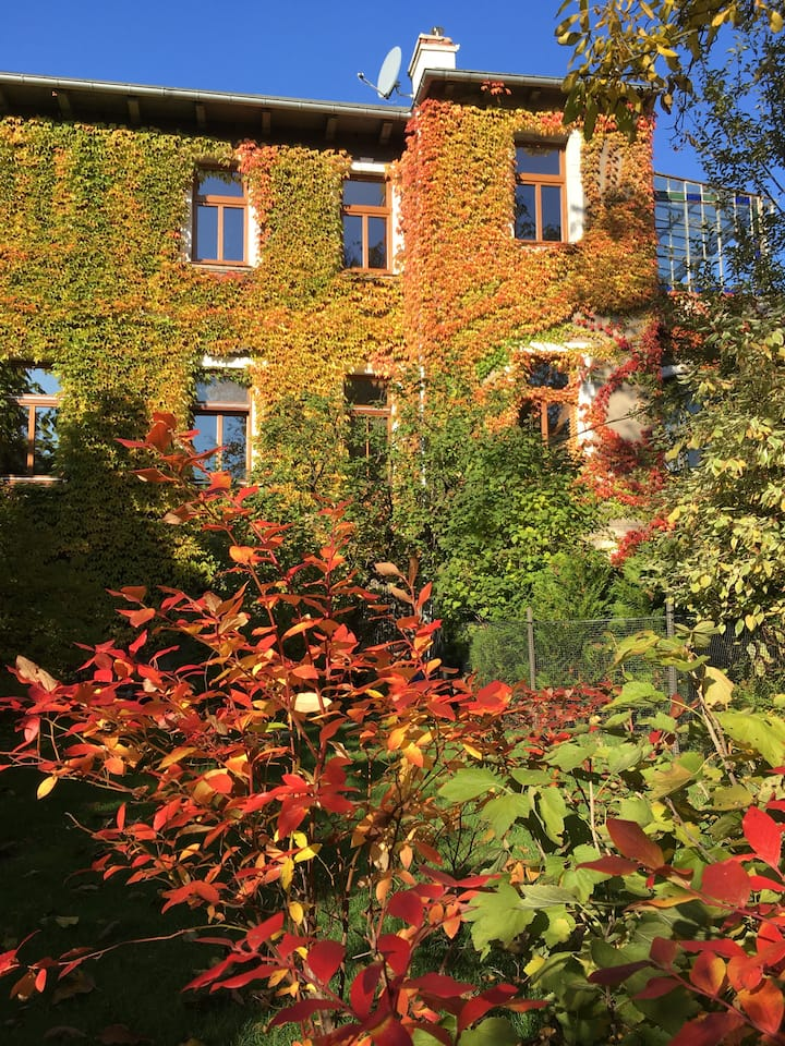 """Mini Loft"" in  Autumn Villa"