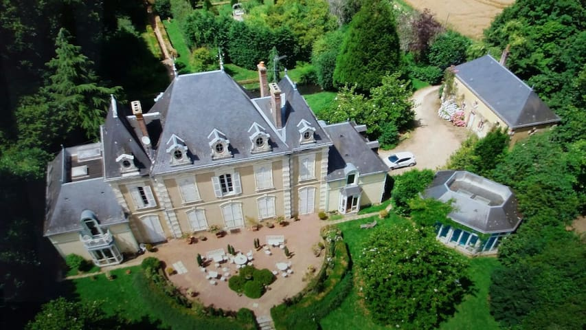 Votre château pour un week-end - Choue - Kasteel