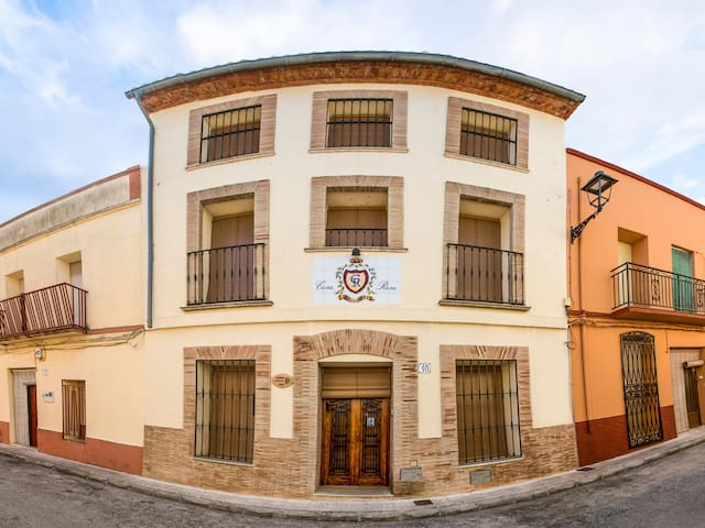 Quality Accommodation - Pension in La Vall de Pop - Alcalalí - Bed & Breakfast