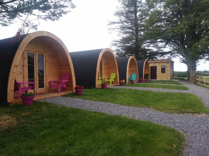 Glamping Party Mayo and Country Pub