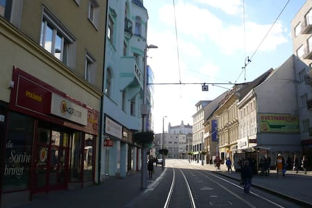 O1: Just renewed room in OLD TOWN, pedestrian zone - Bratislava - Wohnung