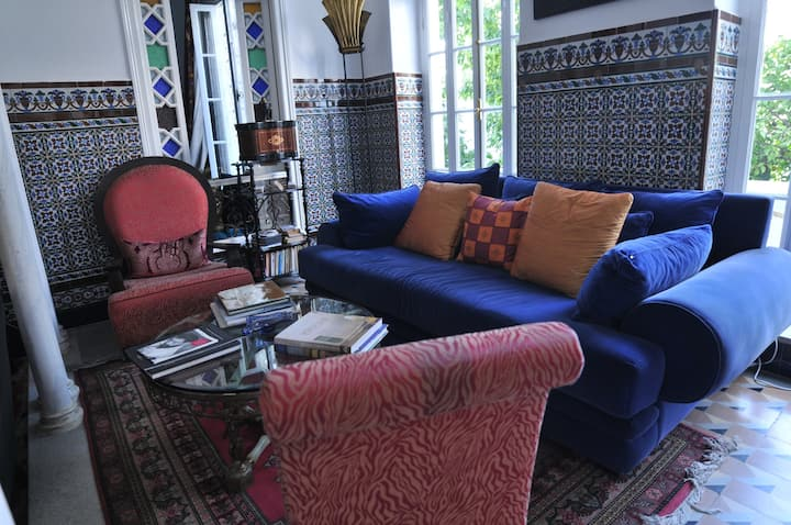 LUXURIOUS AND ELEGANT RIAD IN THE HEART OF TANGIER