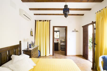 Habitación particular en casa rural - Pedreguer