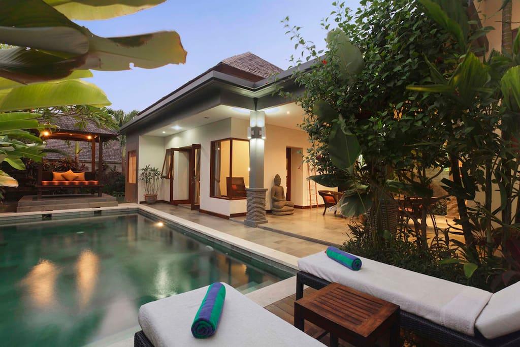 Villa Senang - 2 Bedroom Villa in Canggu