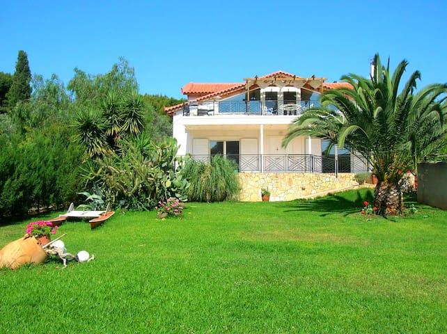 Villa Oreanthi Isthmia Corinth