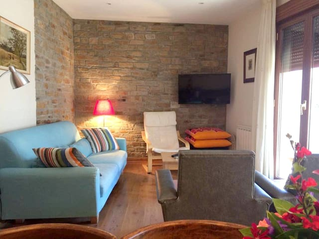Big house for 10 holidaymakers