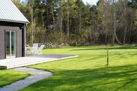Havsnära boende på Gotland - Gotlands Tofta - Casa