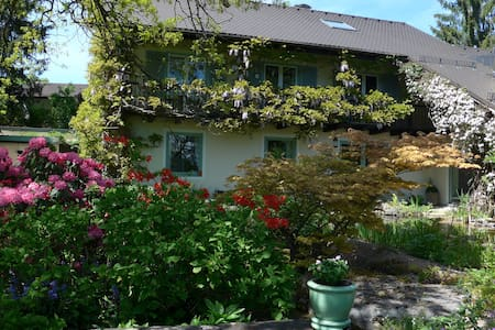 wild romantic and beautiful - Starnberg - Apartamento
