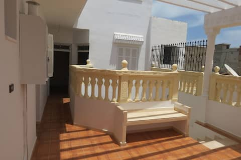 parfaite maison pour votre séjour en TUNISIE