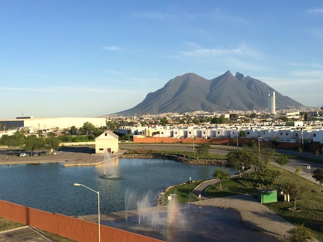 Awesome appartment in Monterrey´s Downtown - Monterrey - Lejlighed