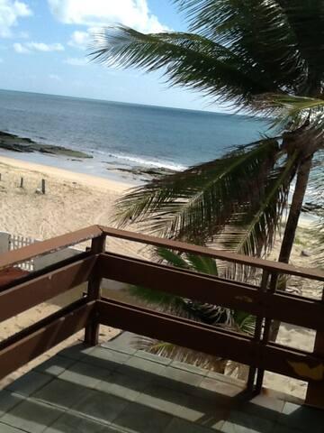 Casa confortavel  arejada beira mar - Natal