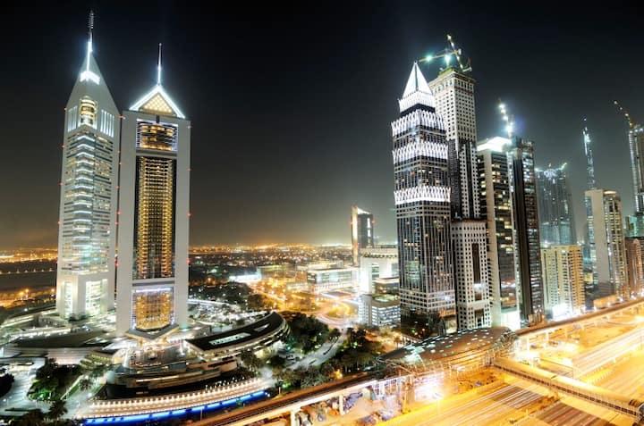 R32405 Elegant Rm Near Dubai Mall 1000+ Reviews