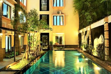 NEW:50% off Luxury Boutique Hotel -Seminyak Legian - Kuta