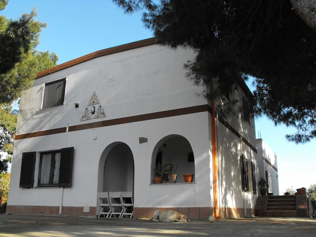 Villa's apartment in South Sardinia