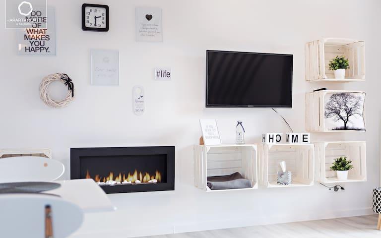 Apartament Inspirujący - Karpacz - Appartement