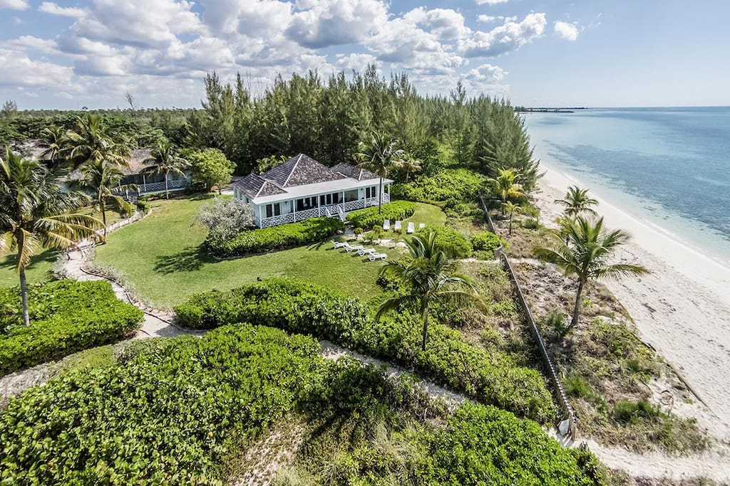 Bahamas Beach House Rent