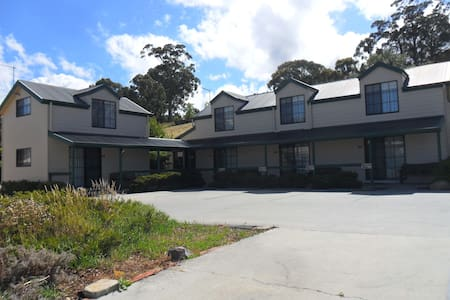 Queechy Cottages & Motel Suite - St Helens  Tas - Saint Helens - Serviced flat