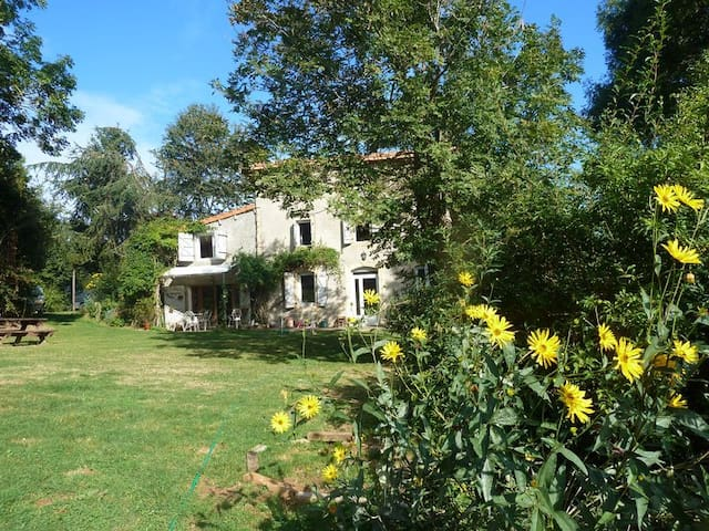 Quiet house in the nature - Montbrun-Bocage - Rumah
