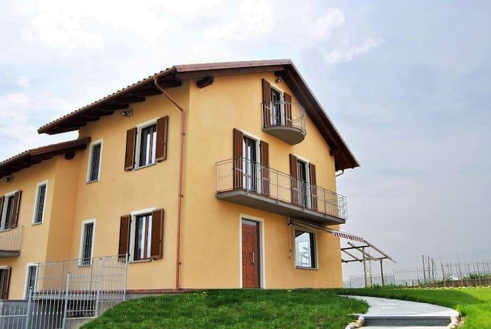 Villa per famiglie e piccoli gruppi - Aurora - Govone - Дом