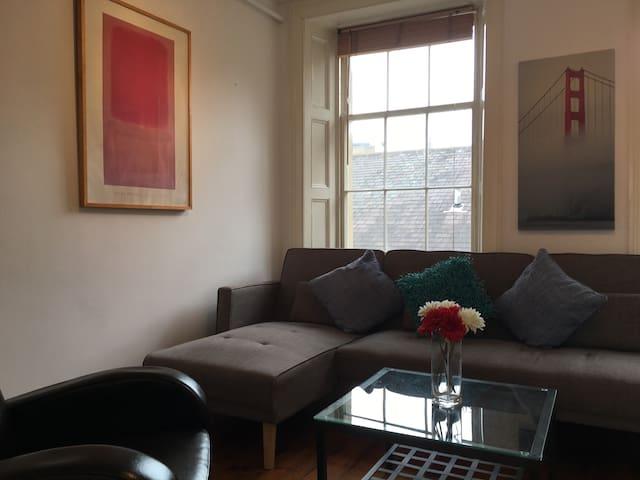 1 bedroom Georgian apartment Newcastle City Centre