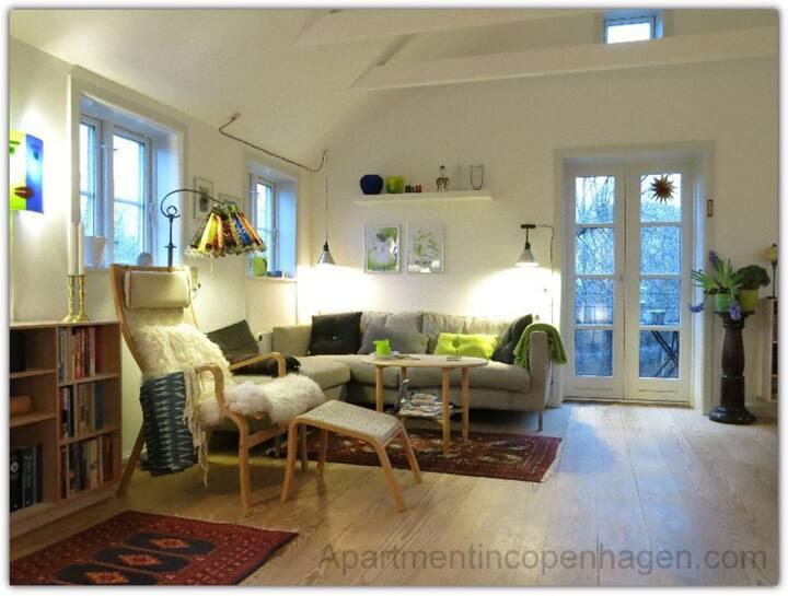 Amagergade - Christianshavn - Close To Metro - Close To Christiania (653-1)