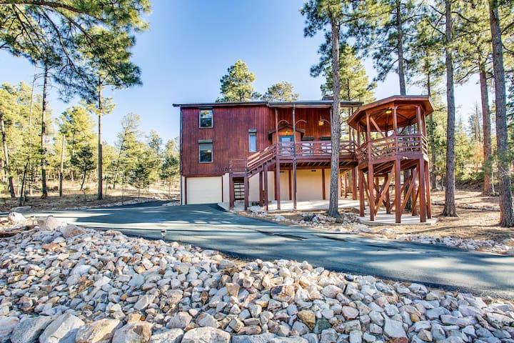 Blissful Pines Lodge in Alto/Ruidoso, NM