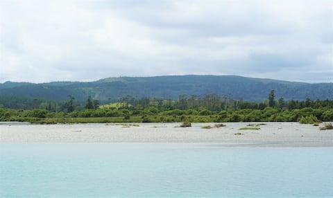 Riversedge Hokitika- nature at your doorstep