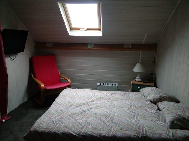 Chambre proche Dijon, comme à la Maison