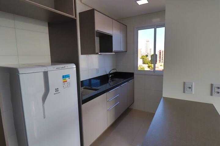 Apartamento Novo Liverpool Residencial