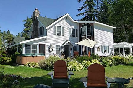 Waterfront home in 1000 Islands - House