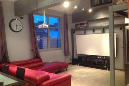 Loft avec grande terrasse - Tourcoing