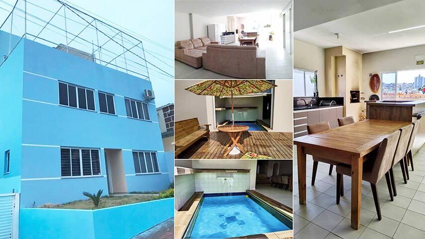 Quarto Executive 1 Pousada Casa Família Alves
