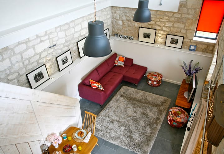 Contemporary spacious apartment in the Cotswolds