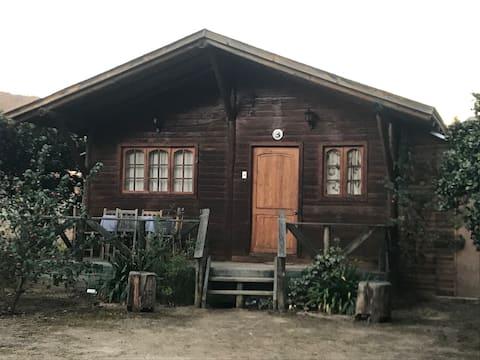 Cabañas Hacienda Lolol