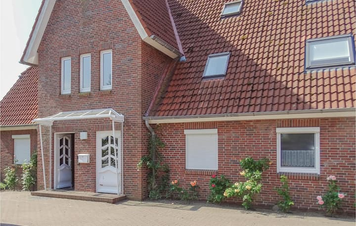 Holiday apartment with 1 bedroom on 50m² in Büsum OT Westerdeichs.