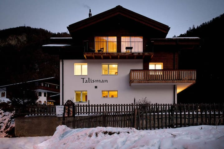 Chalet Talisman for 12 peoples
