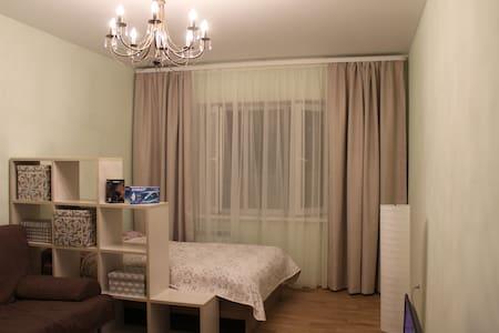 Новая однокомнатная квартира в Казани - Καζάν - Διαμέρισμα